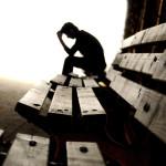 depression silhouette